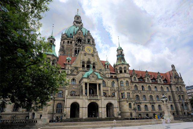 Rathaus Hannover HDR