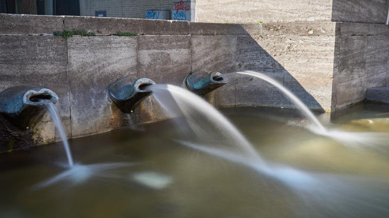 Brunnen in Hannover