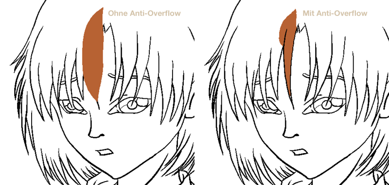 Demo Anti-Overflow in Manga Studio