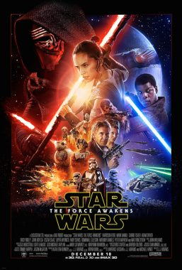 Star Wars: The Force Awakens (Offizielles Poster)