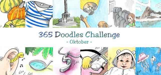 Doodles im Oktober