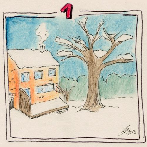 Eine kleine Weihnachtsgeschichte - Teil 1
