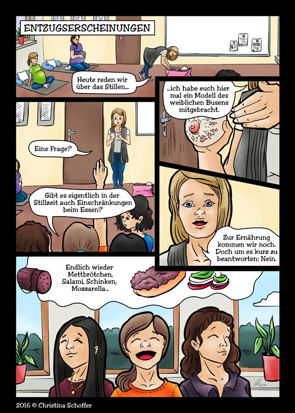 Comic: Entzugserscheinungen