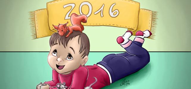 2016 – ein Jahresrückblick