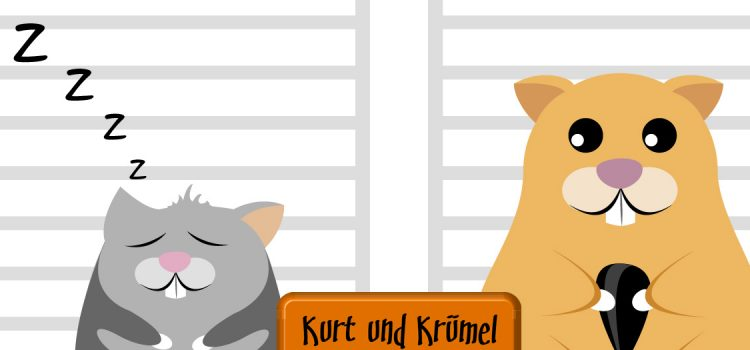 Hamster-Cartoon (Archiv)