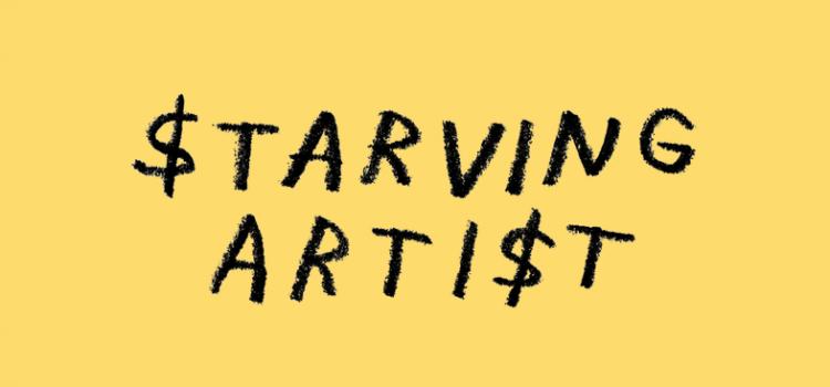 Kreative und das Geld verdienen