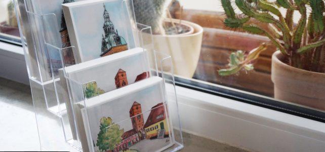 Wittstocker Ansichten – Meine ersten Postkarten