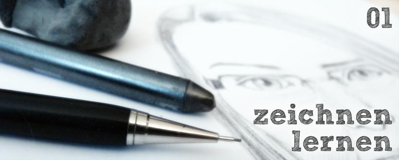 Zeichnen lernen - ein paar Grundlagen