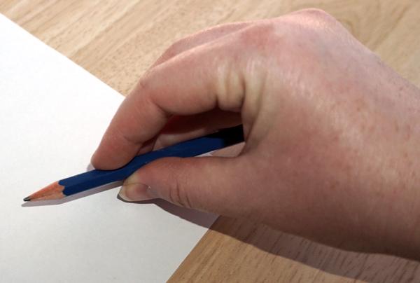 Stift halten