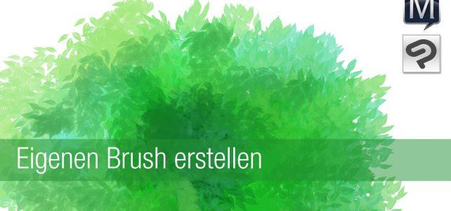 Eigenen Brush erstellen (3) – Analoge Anmutung schaffen