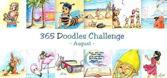 Zurück zum Skizzenbuch – mit 365 Doodles