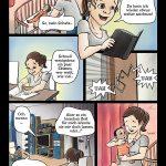 Comic: Zeit für mich