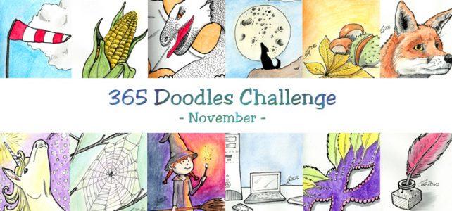 Doodles im November